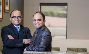 Drs. Jay and Hemu Patel